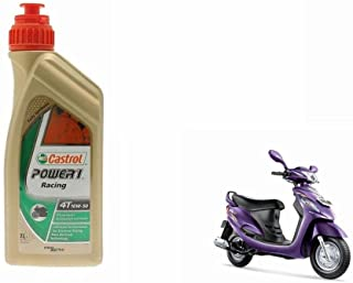 Castrol Power1 10W-50 4T 1 Litre Scooter Engine Oil-Mahindra Rodeo RZ