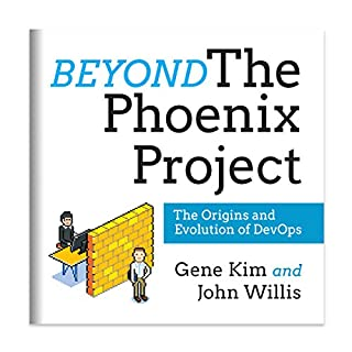 Beyond the Phoenix Project audiobook cover art