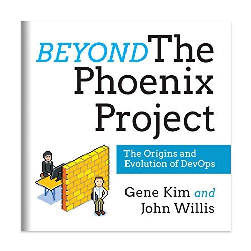 Page de couverture de Beyond the Phoenix Project