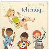 Ich mag ... schaukeln, malen, Fußball, Krach: Vielfalt-Bilderbuch ab 3 Jahren (Die Großen Kleinen)