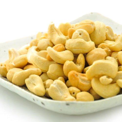 インド産 カシューナッツ 生 うす塩 お徳用 100g お試し