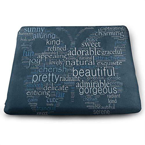 N/A - Cuscini quadrati Etro Butterfly World Premium Comfort in memory foam