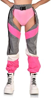 iHeartRaves Women's Rave Festival Chaps Pants