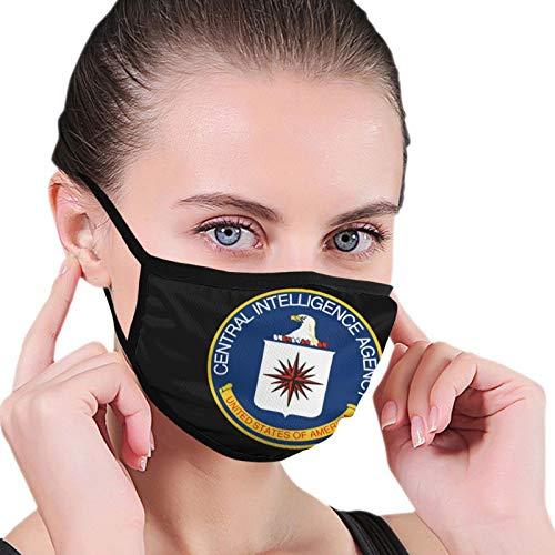 Cia Central Intelligence Agency - Pañuelo sin costuras a prueba de polvo para la cara