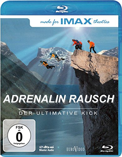 IMAX: Adrenalin Rausch - Der ultimative Kick [Blu-ray]