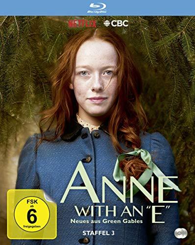 Anne with an E: Neues aus Green Gables - Staffel 3 [Blu-ray]