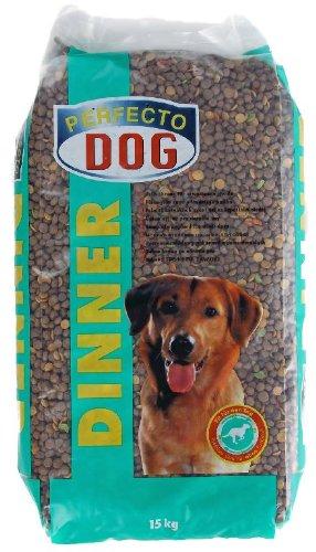 Hundetrockenfutter 15kg Sack Dinner