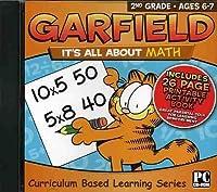 Garfield Software/Workbook: It's All About Math 2nd Grade [並行輸入品]