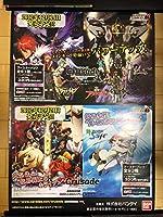 非売品クルセイド 創世のアクエリオン EVOL 境界線上のホライゾン B2サイズ 告知ポスター ゲームポスター TCG