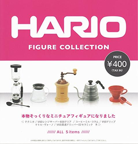 HARIO フィギュアコレクション [全5種セット(フルコンプ)]