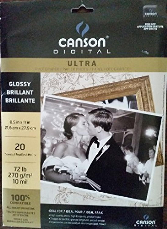 Canson Digital Ultra Photographer Fotopapier, glänzend, für Tintenstrahldrucker, Tintenstrahldrucker, Tintenstrahldrucker, 20 Blatt B01IQF6UM2   Qualität zuerst  719bde