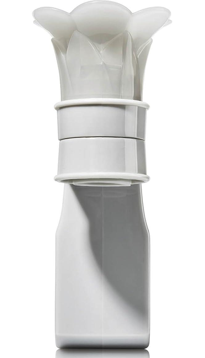 推進力ボウリング違反バス&ボディワークス Bath & Body Works グレーフラワートップ ルームフレグランス プラグインスターター (本体のみ) プラグイン芳香剤 [並行輸入品]