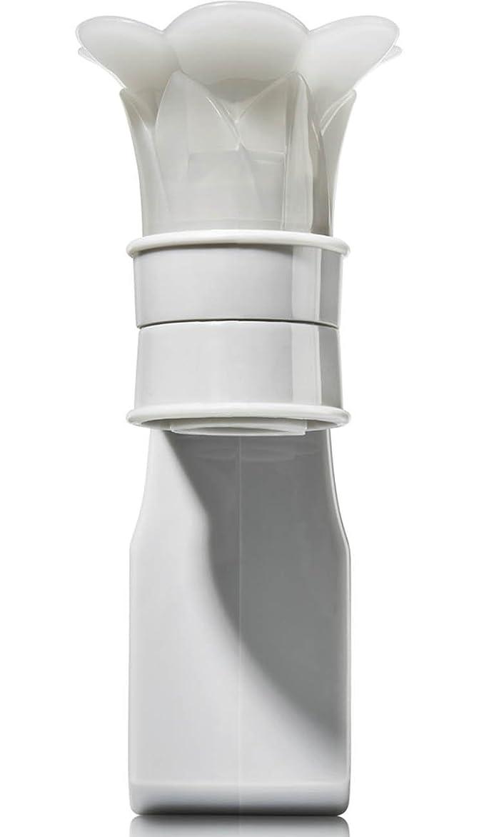 防腐剤世界の窓りんごバス&ボディワークス Bath & Body Works グレーフラワートップ ルームフレグランス プラグインスターター (本体のみ) プラグイン芳香剤 [並行輸入品]