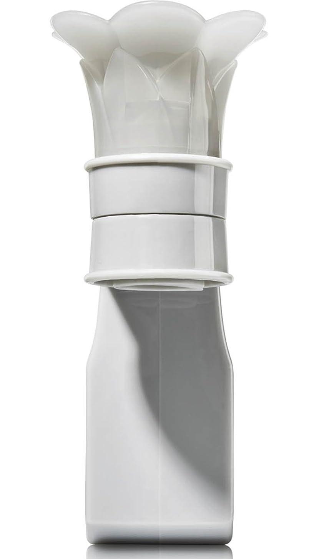 スイング典型的な好むバス&ボディワークス Bath & Body Works グレーフラワートップ ルームフレグランス プラグインスターター (本体のみ) プラグイン芳香剤 [並行輸入品]