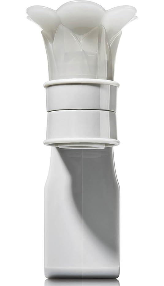 の間で光の手のひらバス&ボディワークス Bath & Body Works グレーフラワートップ ルームフレグランス プラグインスターター (本体のみ) プラグイン芳香剤 [並行輸入品]