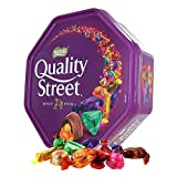 Nestle Quality Street Tin Extra Large, 900 gram Can (Limited Edition)