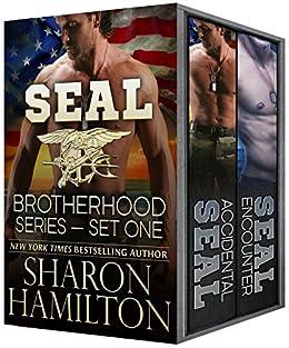 SEAL Brotherhood Boxed Set No. 1 by [Sharon Hamilton]