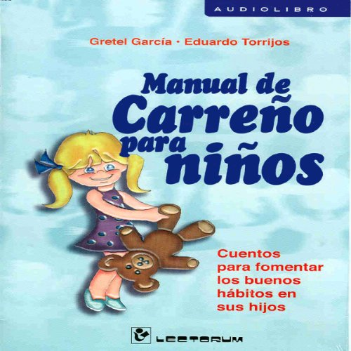 Manual De Carreno Para Ninos (Spanish Edition) cover art
