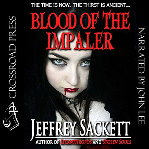 Blood of the Impaler audiobook cover art