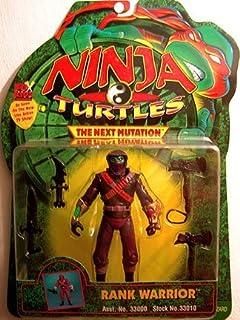 Teenage Mutant Ninja Turtles Next Mutation Rank Warrior