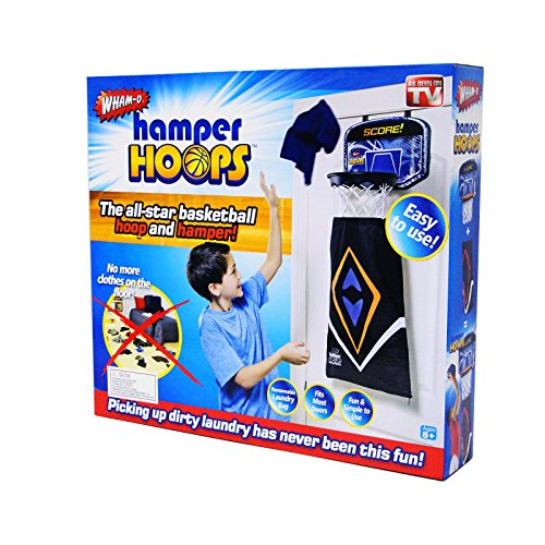 Hamper Hoops are one of the best toys for boys age 8