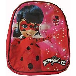 51H4VbxdI5L. SS300  - Miraculous Ladybug 1029HV-6670 - Mochila infantil (31 cm)