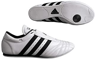 Adidas Indoor Training Leather Sports Sm II Shoes - White