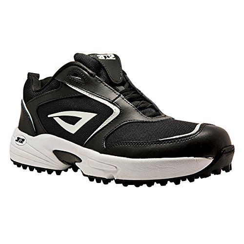 3N2 Mofo Turf Trainer, Black, 3.5