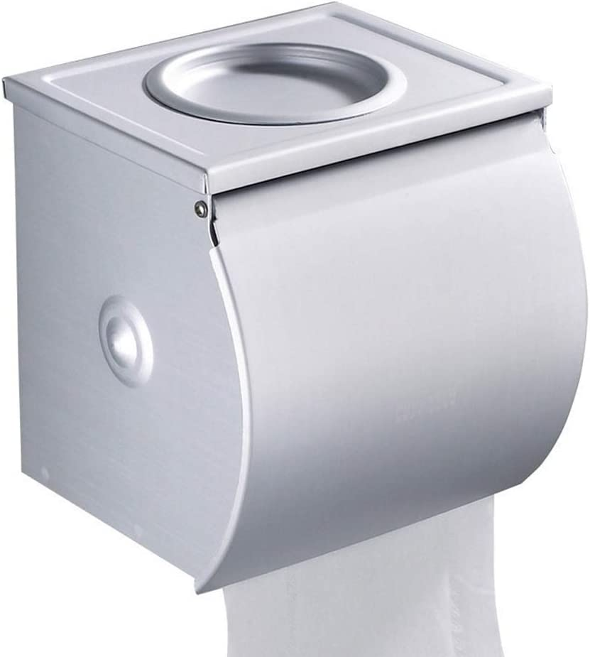 JJZXD Paper towel holder - Max 89% OFF Storage Rustproof low-pricing Pap Bathroom Holder