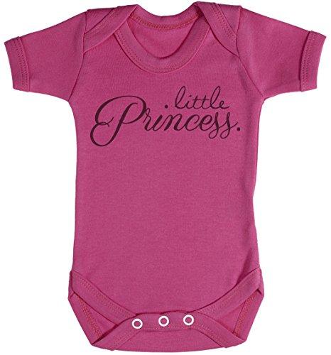 Baby Buddha Little Princess. Body bébé - Gilet bébé - Body bébé Ensemble-Cadeau - Naissance Rose
