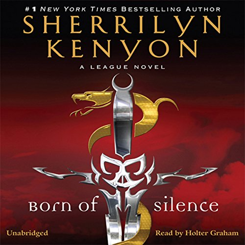 Born of Silence audiobook cover art