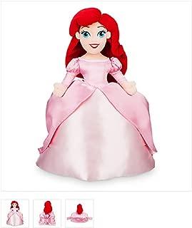 disney - Ariel Plush Pillow in Pink - New
