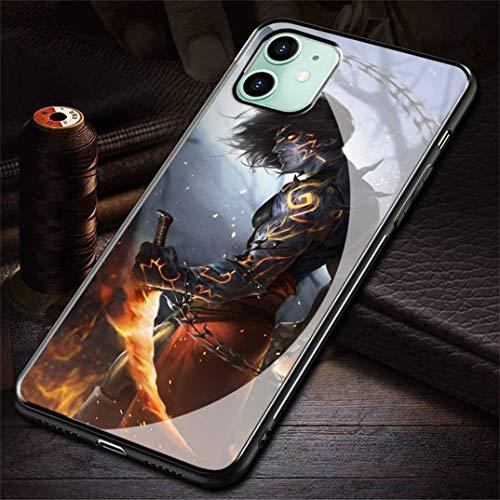 HZZAWDHL Funda iPhone 7 Plus Case/Funda iPhone 8 Plus Case Tempered Glass Phone Case V Volksw Agen R-374