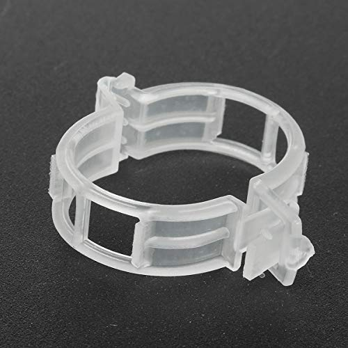 50Pcs Plant Support Garden Clips Trellis for Vine Tomato Upright Grow Plant Clips Veget Tool