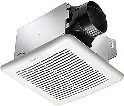 Delta Electronics (Americas) Ltd. GBR100H Delta BreezGreenBuilder Exhaust Bath Fan with Humidity, 100 CFM, With Dual Speed...