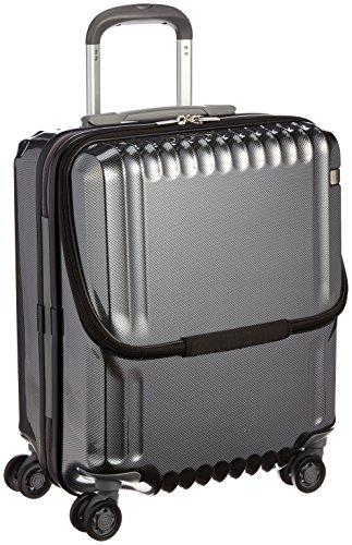 [エース トーキョー] スーツケース パリセイドZ 機内持込可 36L 3.3kg 05581 45 cm ブラックカーボン
