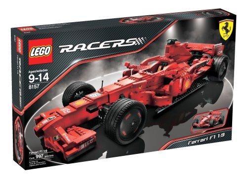 LEGO Racers Ferrari F1 1:9 by LEGO