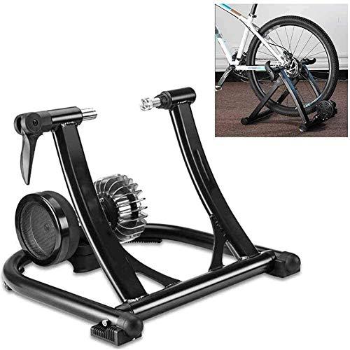HYL Rodillo Bicicleta,Fluid Bike Trainer Stand Entrenador de bicicletas Soporte de la...