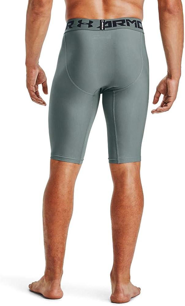 Under Armour Mens HeatGear Armour Extra Long Shorts