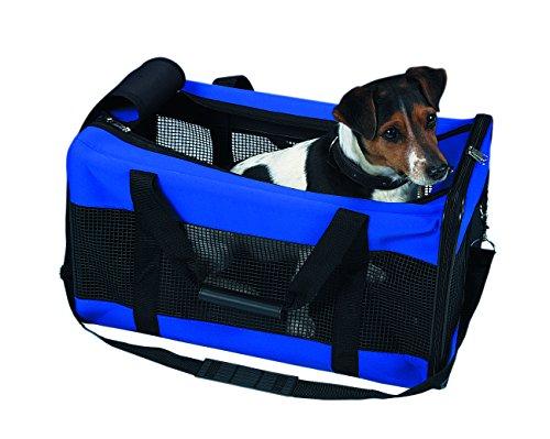 Trixie 28761 Tasche Jamie, 30 × 30 × 52 cm, blau