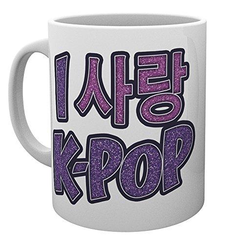 GB Eye, KPOP, Love Hangul, Taza
