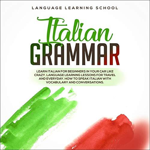Italian Grammar  By  cover art