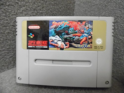 SNES - Street Fighter II [PAL EU]