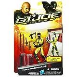 G.I. Joe Retaliation Kim Arashikage Figure 3.75 Inch