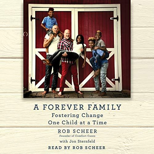 A Forever Family audiobook cover art