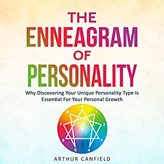 The Enneagram of Personality audiobook cover art