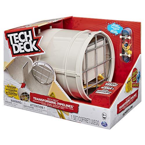 Bizak- Rampa Transformable Tech Deck Juguete (61929900)