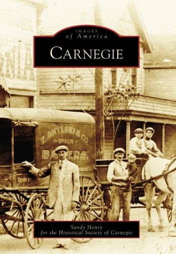 Carnegie (PA) (Images of America)
