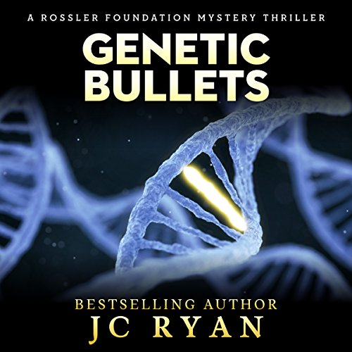 Genetic Bullets audiobook cover art