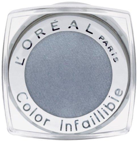 L'Oréal Paris Indefectible Lidschatten, 20 Pebble Grey
